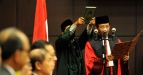 Chief of Constitutional Court Inaugurated