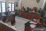 Sidang perdana kasus tewasnya Iptu Erwin di PN Cianjur dijaga ketat