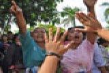 Kasatpol PP Pekanbaru berseteru dengan perwira BNN Riau di tempat dugem