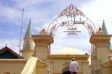 Masjid Raya Sultan Riau di Pulau Penyengat Tanjungpinang