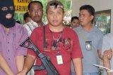 Dua Terdakwa Penikam Anggota Yon 134/Tuah Sakti Disidang di Karimun