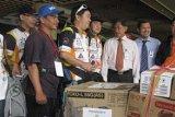 Mercy Mission Relief Kota Batam Salurkan Bantuan Untuk Mentawai