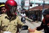 Pemuda Pancasila Karimun Galang Dana Mentawai-Merapi