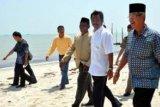 Gubernur Tinjau  Lahan Hotel Grup Sahid dI Karimun