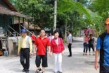 Turis Kampung Tua Bakau Serip Pantai