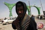 Pasukan Libya Timur  Kamis rebut kota kecil di selatan Tripoli