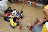 Tujuh Kecamatan di Medan Banjir
