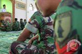 Tentara dan polisi sepakat tukar menukar info gerakan radikal
