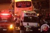 Polisi Brazil tembak mati pelaku pembajakan bus