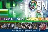 Mendiknas Pagi Ini Buka Olimpiade Sains Nasional Di Manado