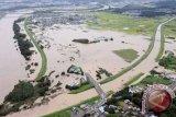 Hujan terdahsyat dalam 60 tahun terakhir, bakal hantam Jepang