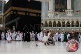 Jemaah Haji Kendalikan Emosi