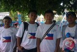 Pelajar Palembang dibayar jadi supporter asing