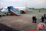 Kontingen PON Sumsel berangkat gunakan pesawat sewaan