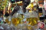Harga minyak goreng di Manado stabil