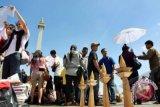 Ribuan orang putihkan Monas peringati Hari Tuberkulosis