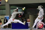 Kejuaraan anggar internasional Jabar diikuti lima negara
