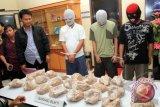 Polisi Di Pekanbaru Diculik Gembong Narkoba