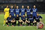 Inter Melaju Pada Menit Akhir Perpanangan Waktu