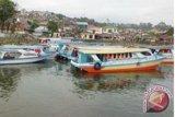 Dermaga Belang dapat menampung kapal besar