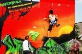Sumsel juara umum kejuaraan panjat dinding wilayah Sumatera