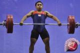 Meraih tiga medali, lifter Eko Yuli diterima Presiden Joko Widodo