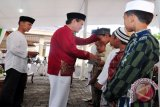 100 Yatim Lampung Selatan Dapat Santunan