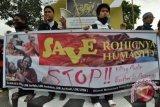 Bangladesh larang 125 orang Rohingya memasuki wilayahnya