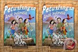 Nicholas Mark padukan mitologi Indonesia dan barat