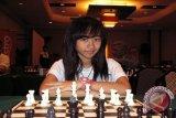 Tim catur putri Indonesia tahan Bulgaria