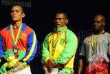 Atlet  binaraga Sulteng raih tiket ke PON XX/2020