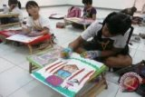 Komikus: melukis efektif meningkatkan daya ingat anak