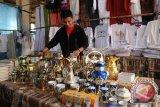 Toko cendera mata haji di Palembang ramai pembeli