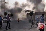 Empat Tewas Terserang Mortir di Damaskus