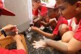 Pancaroba, ayo rutin cuci tangan untuk cegah berbagai penyakit