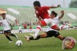 Indonesia pesta gol ke gawang Papua Nugini