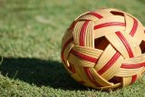 Tim sepak takraw Indonesia siap tempur lawan Iran