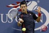 Djokovic buyarkan impian Nishikori untuk mencapai final AS Terbuka