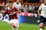 Milan dan Bologna 0-0 di Babak Pertama
