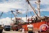 Konektivitas Empat Pelabuhan Besar Ditargetkan Pertengahan 2014