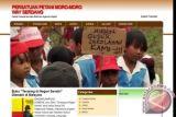Petani Mesuji Kampanyekan Perjuangan Lewat Website