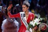 Si Cantik Olivia jadi Miss Universe 2012