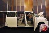 Toyota bidik 30 persen pasar MPV kelas atas