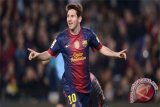 Messi dan villa bawa barca taklukkan Rayo