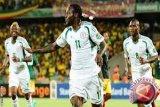 Moses bawa Nigeria ke perempat final