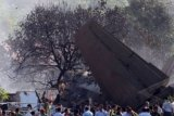 Pesawat jatuh usai lepas landas di Kazakhstan tewaskan 12 orang