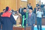 PUCUAK ADAT Kecamatan Kinali Pasbar Yang Dipertuan Tengku H. Asrul. SE