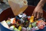 BBPOM musnahkan obat ilegal senilai Rp12,8 miliar