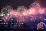 Pesta kembang api malam tahun baru di Hong Kong dibatalkan demi keamanan