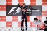Vettel catat waktu tercepat dalam tes Jerez